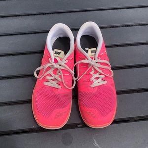Nike ID Free Run Women's Tennis Shoe